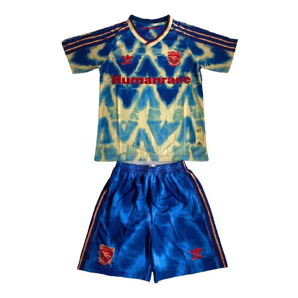 camiseta arsenal niños human race x pharrell 2020